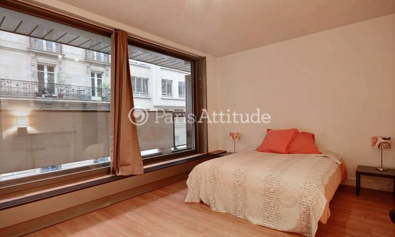 Rent Apartment Studio 30m² avenue d Iena, 16 Paris