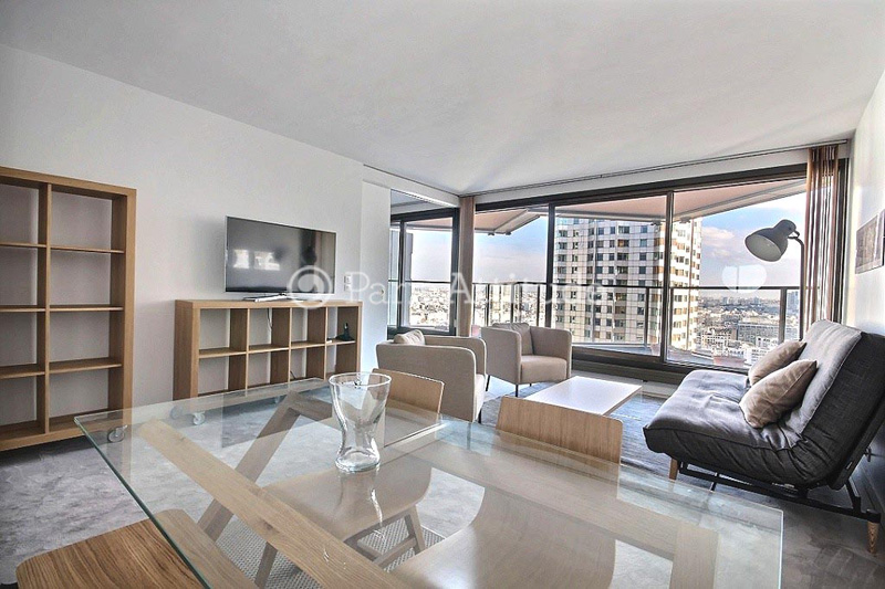 Louer un appartement paris 75015 71m beaugrenelle for Appartement design tours