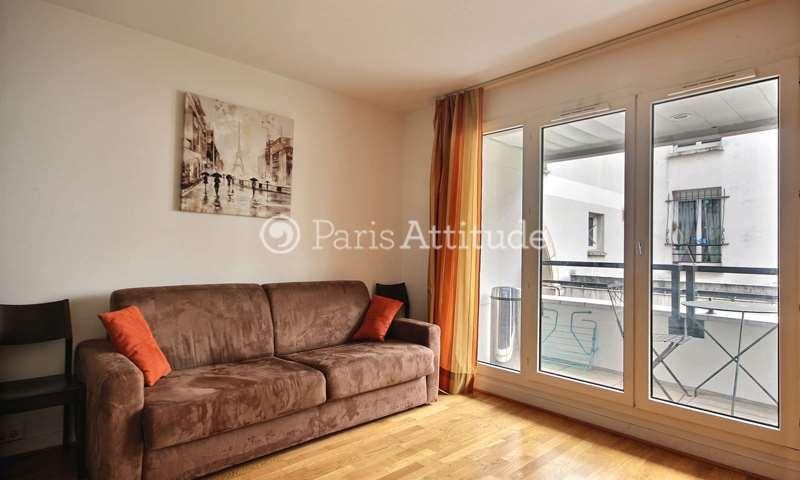 Rent Apartment Studio 33m² rue Daguerre, 14 Paris