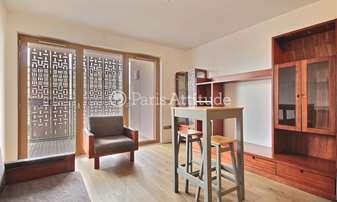 Rent Apartment 1 Bedroom 43m² rue rené blum, 17 Paris