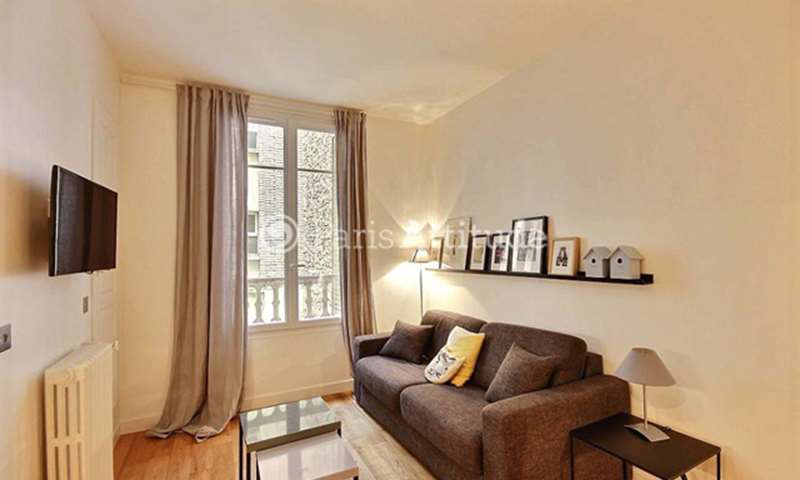 Rent Apartment Studio 24m² rue Agar, 16 Paris