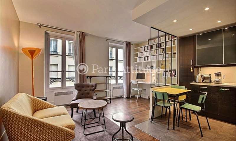 Rent Apartment 1 Bedroom 36m² rue Cels, 75014 Paris