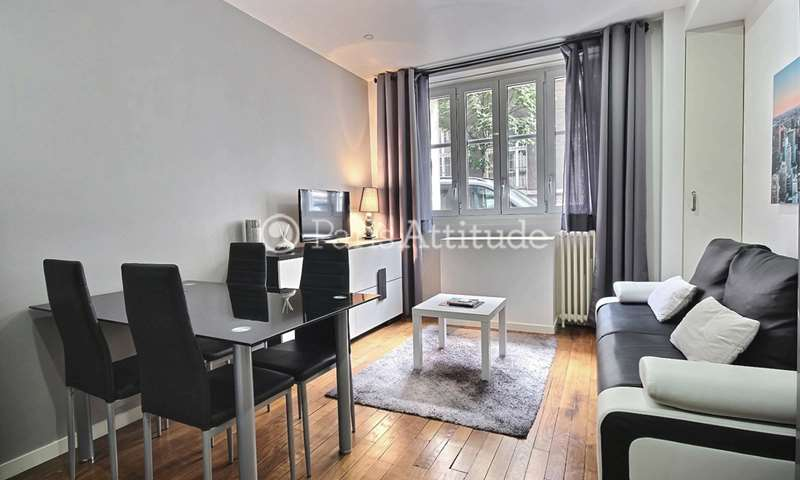 Rent Apartment 1 Bedroom 26m² rue de l Assomption, 16 Paris