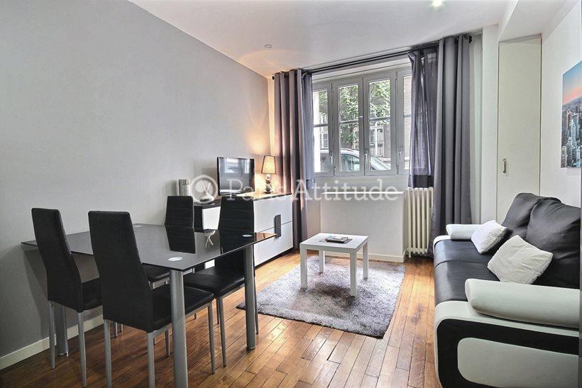 Rent furnished Apartment 1 Bedroom 26m² rue de l Assomption, 75016 Paris
