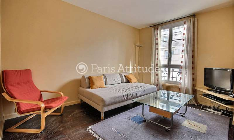 Rent Apartment 1 Bedroom 50m² rue Paul Bert, 92100 Boulogne Billancourt