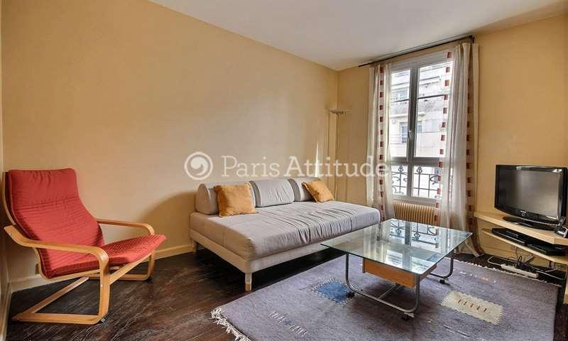 Aluguel Apartamento 1 quarto 50m² rue Paul Bert, 92100 Boulogne Billancourt