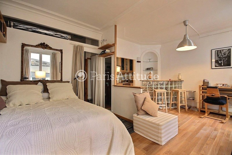 Rent Apartment Studio 35m² rue Bayen, 75017 Paris