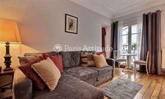 Aluguel Apartamento 1 quarto 30m² rue Constance, 18 Paris