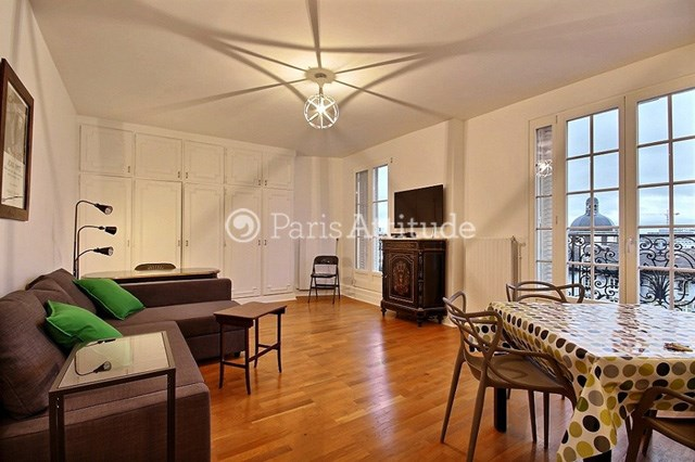 Location Appartement 1 Chambre 46m² rue des Wallons, 75013 Paris