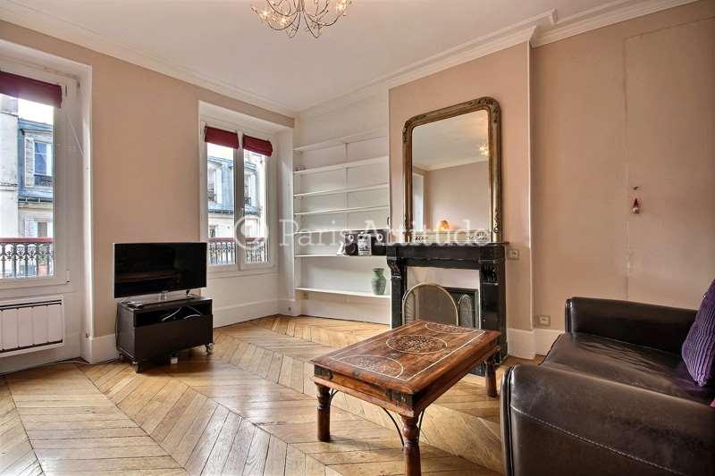 Louer un appartement paris 75017 38m batignolles ref 11877 for Louer une chambre sans fenetre