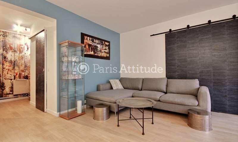 Rent Apartment 1 Bedroom 57m² Boulevard Jean Jaures, 92100 Boulogne Billancourt