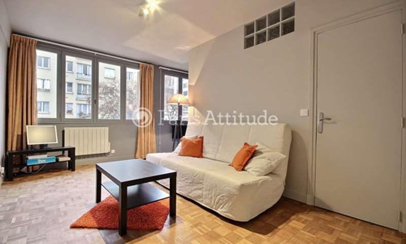 Rent Apartment Studio 25m² Rue Marcel Dassault, 92100 Boulogne Billancourt