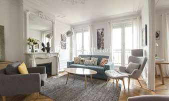 Rent Apartment 2 Bedrooms 81m² rue Cambaceres, 8 Paris