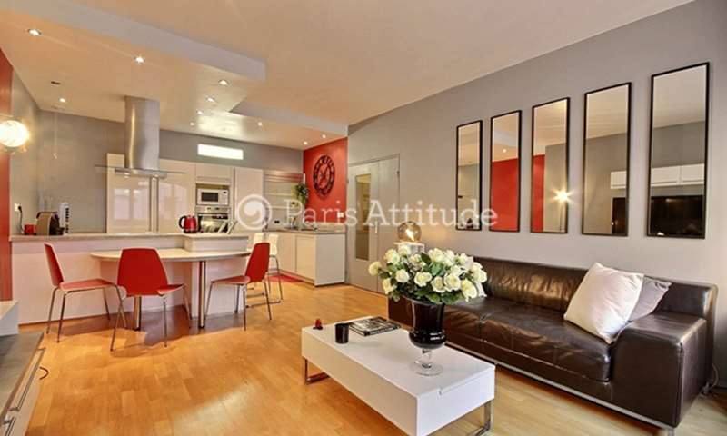 Rent Apartment 2 Bedrooms 66m² rue du Grand Veneur, 75003 Paris