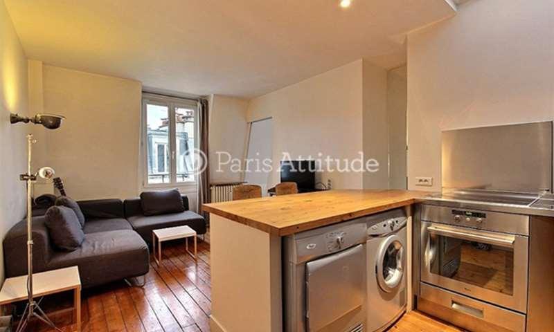 Aluguel Apartamento 1 quarto 40m² boulevard de Sebastopol, 1 Paris