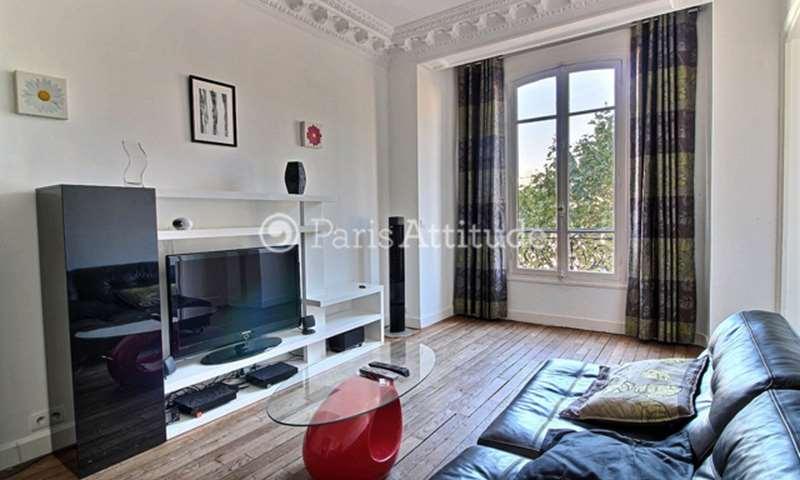 Location Appartement 2 Chambres 71m² rue Peclet, 15 Paris
