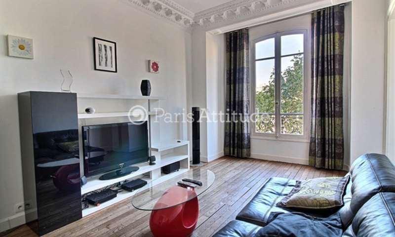 Rent Apartment 2 Bedrooms 71m² rue Peclet, 15 Paris