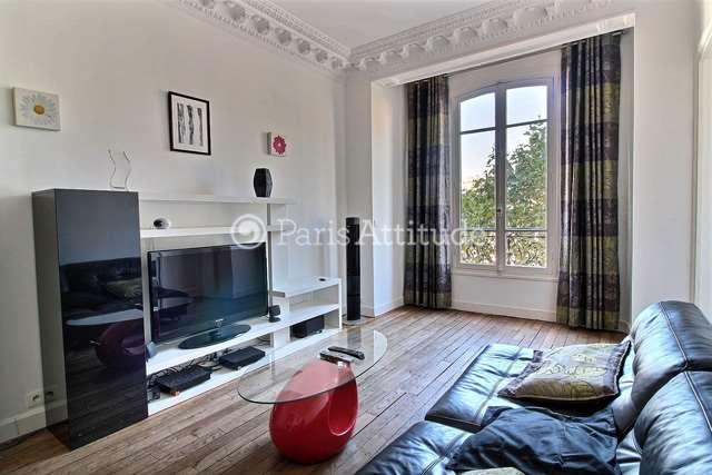 Louer Appartement meublé 2 Chambres 71m² rue Peclet, 75015 Paris