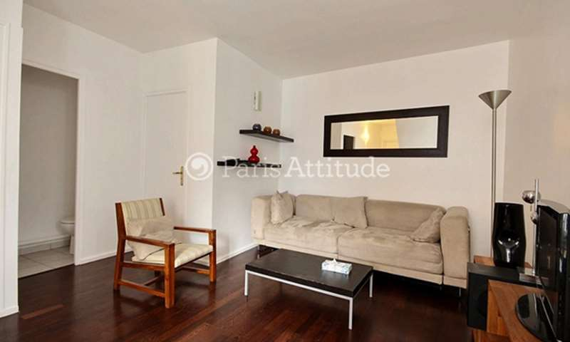 Rent Apartment 1 Bedroom 38m² rue Saint Bon, 4 Paris