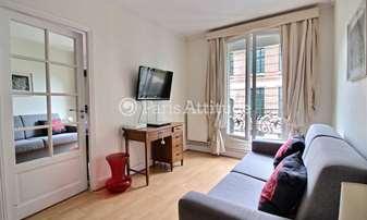 Rent Apartment 1 Bedroom 50m² rue Davioud, 16 Paris