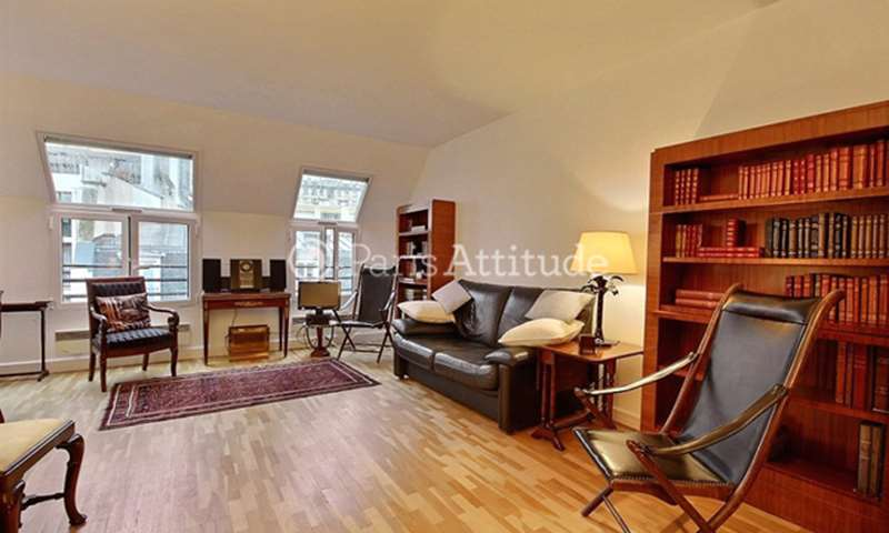 Rent Apartment 1 Bedroom 65m² rue de Wattignies, 12 Paris