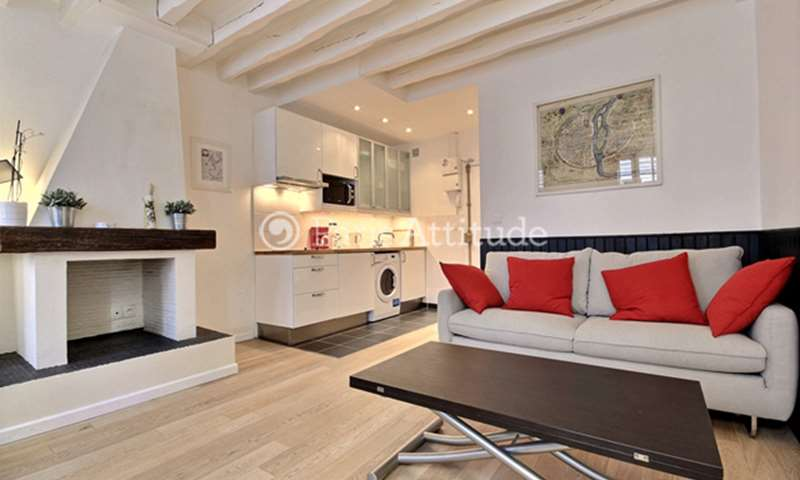 Location Appartement Studio 22m² rue de Sevres, 75007 Paris
