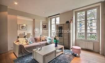 Location Appartement 1 Chambre 49m² rue des Martyrs, 9 Paris