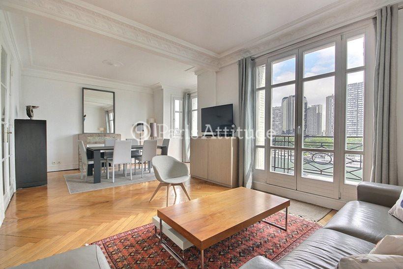 Aluguel Apartamento mobiliado 2 quartos 81m² quai Louis Bleriot, 75016 Paris