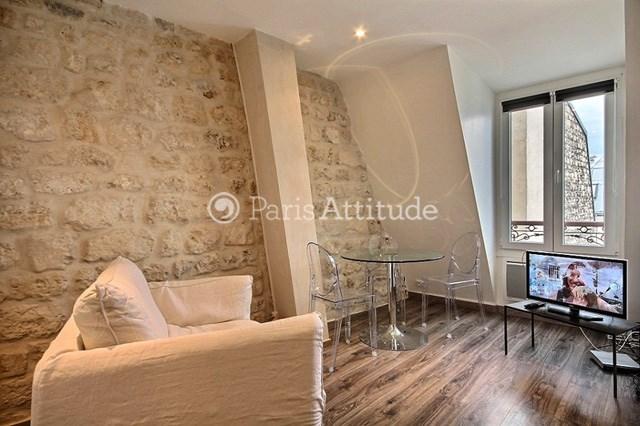 Location Appartement 1 Chambre 27m² rue Lauriston, 75016 Paris