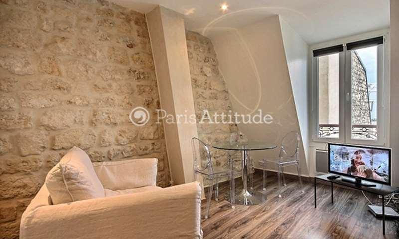 Rent Apartment 1 Bedroom 27m² rue Lauriston, 16 Paris