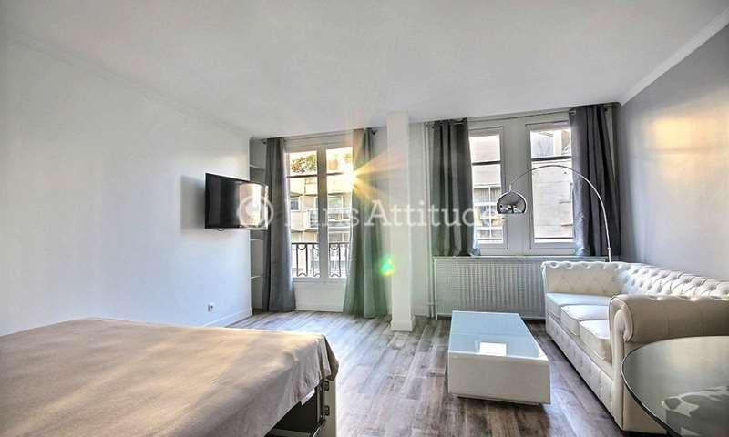 Rent Apartment Studio 35m² avenue Pierre 1er de Serbie, 8 Paris
