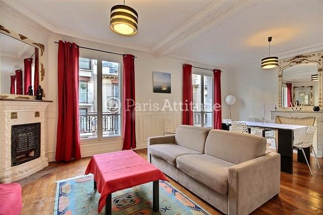 Rent Apartment 2 Bedroom 67m² rue Alexandre Dumas, 75011 Paris