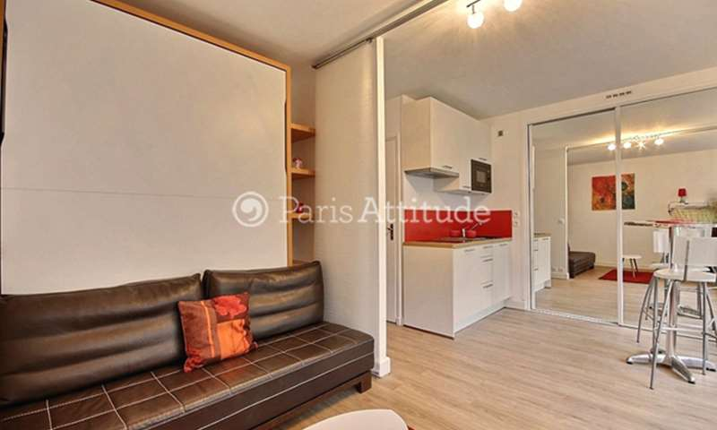 Rent Apartment Studio 22m² boulevard de Picpus, 12 Paris