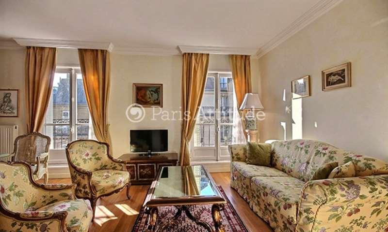 Rent Apartment 2 Bedroom 80m² rue de Constantinople, 75008 Paris