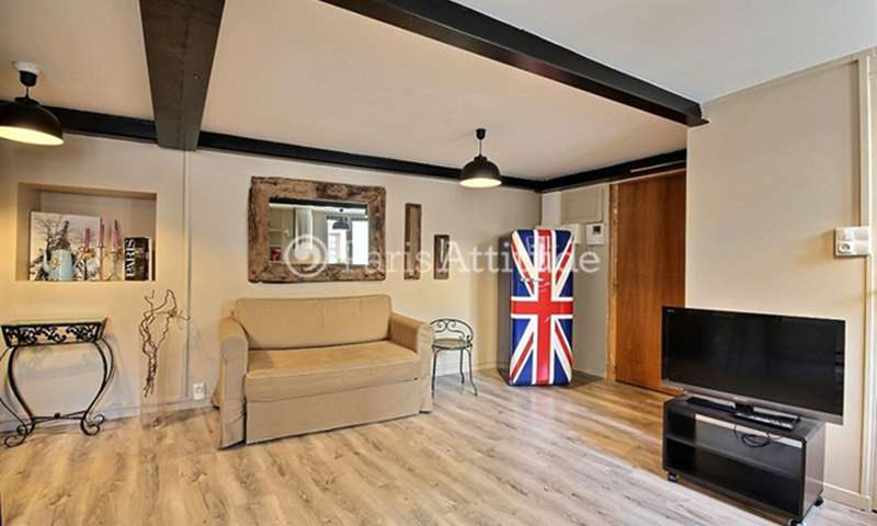 Rent Apartment 1 Bedroom 37m² rue d Alexandrie, 2 Paris