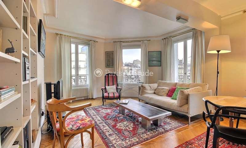 Location Appartement 1 Chambre 60m² rue du Fer a Moulin, 5 Paris