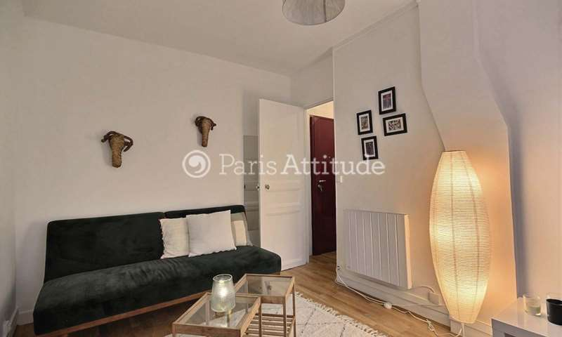 Rent Apartment 1 Bedroom 30m² avenue Jean Moulin, 75014 Paris