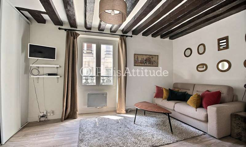 Rent Apartment Studio 25m² rue des Canettes, 75006 Paris