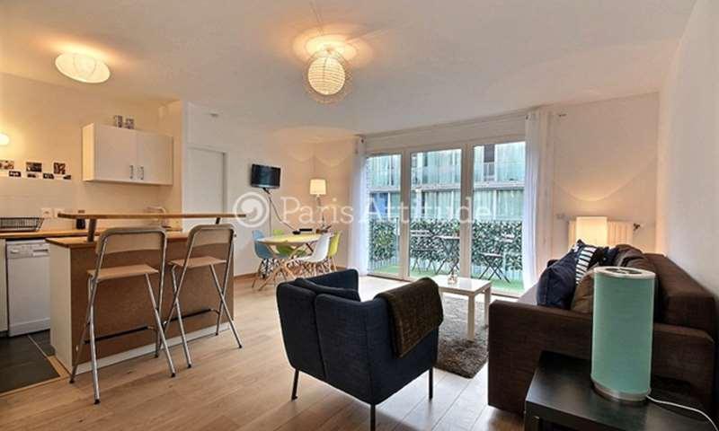Aluguel Apartamento 1 quarto 50m² rue de Thionville, 19 Paris