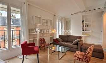 Rent Apartment 2 Bedrooms 61m² rue Yvon Villarceau, 16 Paris