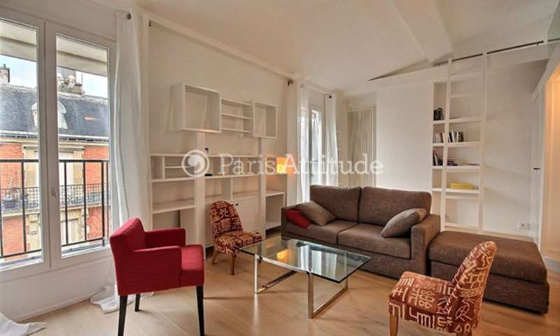 Rent Apartment 2 Bedrooms 61m² rue Yvon Villarceau, 16 Paris