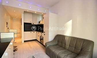 Aluguel Apartamento 1 quarto 30m² rue Berlioz, 16 Paris