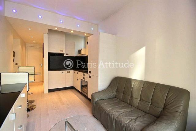 Rent Apartment 1 Bedroom 30 M²