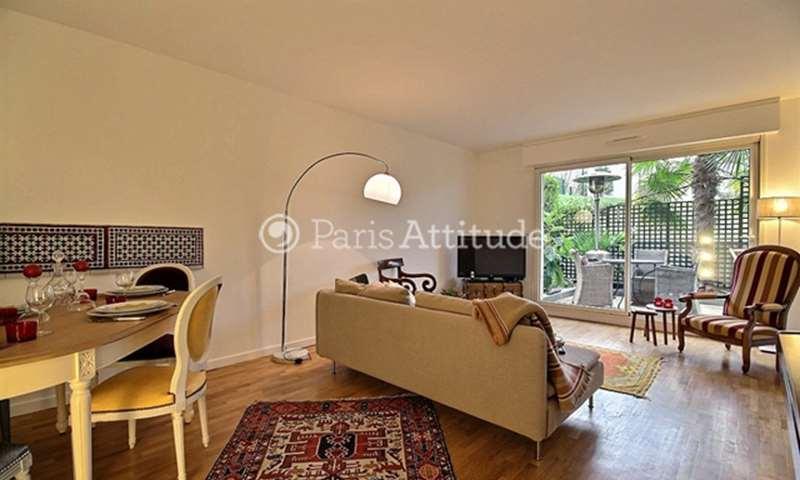 Rent Apartment 2 Bedroom 70m² Rue Henri Tariel, 92130 Issy les Moulineaux