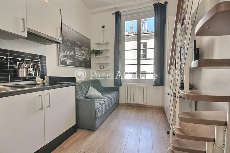 Location Appartement Studio 15m² rue de la Grande Truanderie, 75001 Paris