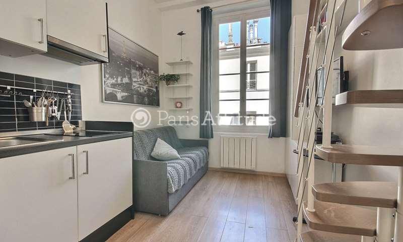 Aluguel Apartamento Quitinete 15m² rue de la Grande Truanderie, 1 Paris