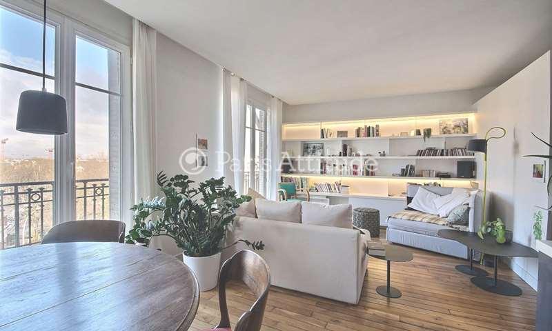 Location Appartement 1 Chambre 48m² Avenue Aristide Briand, 92120 Montrouge