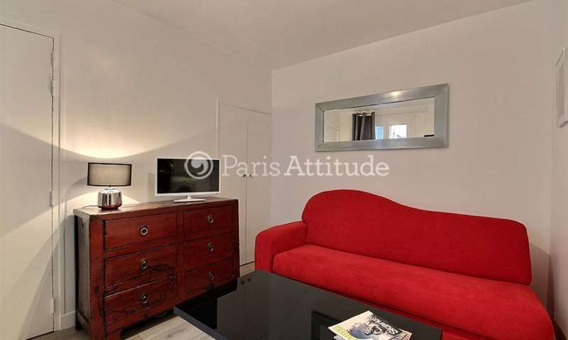 Rent Apartment 1 Bedroom 18m² rue Saint Denis, 75001 Paris