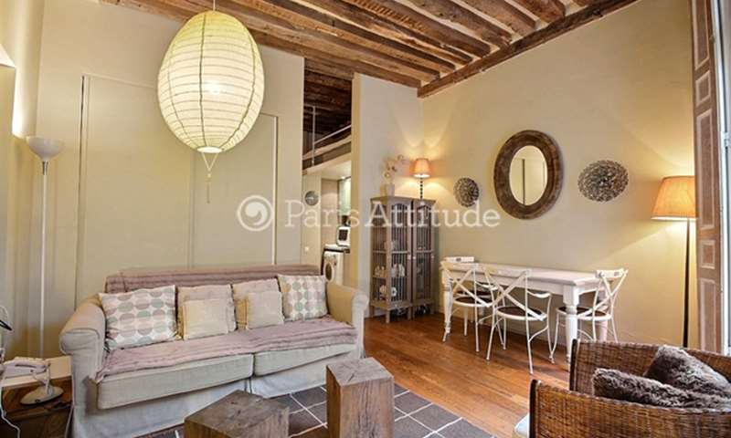 Rent Apartment 1 Bedroom 39m² rue Saint Honore, 75001 Paris
