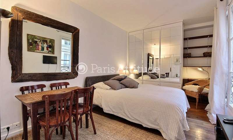 Rent Apartment Studio 23m² rue François Miron, 4 Paris